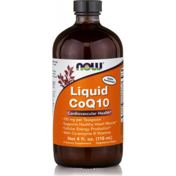 Liquid CoQ10 118 ml | Now Foods