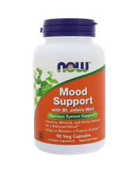 Mood Support with St. John's Wort 90 веге капсули | Now Foods