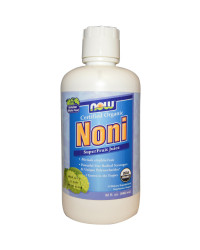 Noni Super Fruit Juice 946 ml I Now Foods