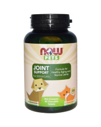 PET Joint Support (Cats & Dogs) 90 lozenges I Now Foods