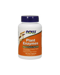 Plant Enzymes 120 капсули I Now Foods