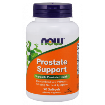 Prostate Support 90 дражета | Now Foods