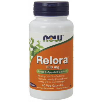 Relora 300 мг 60 капсули | Now Foods