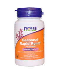 Seasonal Rapid Relief 30 капсули I Now Foods