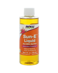 Sun-E Liquid 118 ml I Now Foods