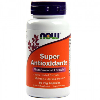 Super Antioxidants 60 капсули I Now Foods