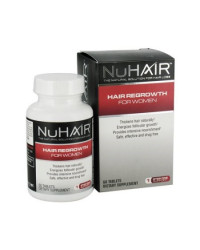 Hair Regrowth for Women 60 таблетки NuHair