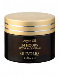 Argan Oil 24 Hours Active Face Cream 50 мл | Olivolio