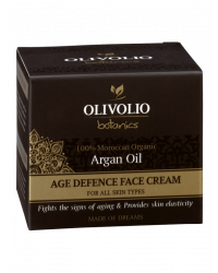 Argan Oil Age Defence Face Cream 50 мл | Olivolio
