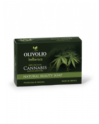 Cannabis Oil Beauty Soap 100 гр | Olivolio