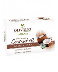 Coconut Oil Beauty Soap 100 гр | Olivolio