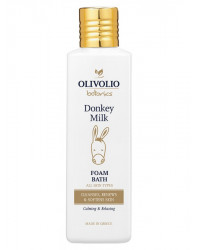 Donkey Milk Foam Bath 250 мл | Olivolio