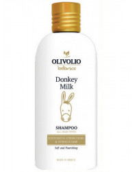 Donkey Milk Shampoo All Hair Types 200 мл | Olivolio