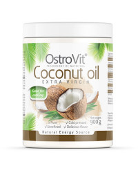 Coconut Oil Extra Virgin 900 гр | OstroVit