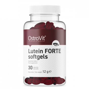 Lutein Forte 30 гел-капсули   OstroVit