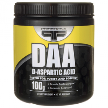 D-Aspartic Acid 100 гр I PRIMAFORCE
