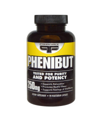 Phenibut 250 мг 90 капсули I PRIMAFORCE