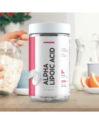 Alpha Lipoic Acid 250 мг 60 капсули | Prozis Foods