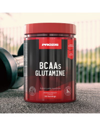 BCAAs Glutamine Powder 330 гр | Prozis Foods