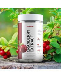 Cranberry Extract 600 мг 60 капсули | Prozis Foods