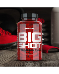 Big Shot - Tribulus Max 90 капсули | Prozis Sport