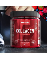 Collagen + Magnesium - Горски Плод на прах 300 гр | Prozis Sport