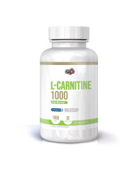 L-Carnitine 1000 мг 30/100 капсули | Pure Nutrition