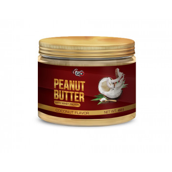 Peanut Butter With Whey Protein 450 гр | Pure Nutrition