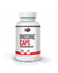 Pure Inosine Caps 500 мг 100 капсули | Pure Nutrition