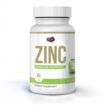Zinc Picolinate 50 мг 60 капсули | Pure Nutrition