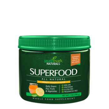 Superfood All Natural Plant 198 g PureMark Naturals