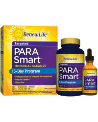 ParaSmart Microbial Cleanse 15-Day Program | Renew Life