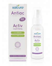 Antiac Liquid Spray 50 мл | Salcura