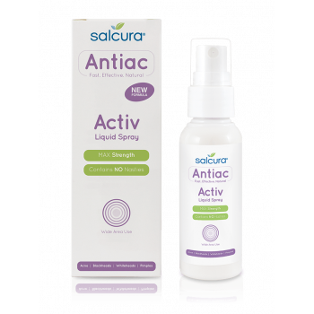 Antiac Liquid Spray 50 мл I Salcura