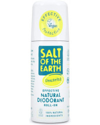 Effective Natural Deodorant Roll-On 75 мл | Salt of the Earth
