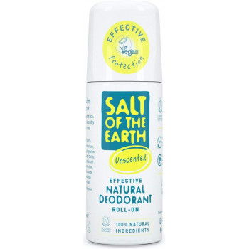 Effective Natural Deodorant Roll-On 75 мл   Salt of the Earth