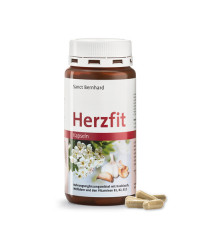 Herzfit 180 капсули | Sanct Bernhard