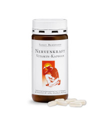 Nerve Strength Vitamin 180 капсули | Sanct Bernhard