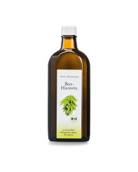 Organic Hemp Oil 250 мл I Sanct Bernhard