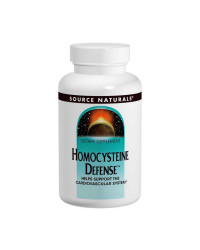 Homocysteine Defense 120 таблетки | Source Naturals
