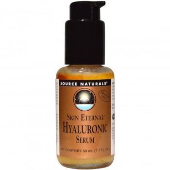 Skin Eternal Hyaluronic Serum 50 ml I Source Naturals