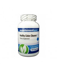 Healthy colon cleanse 120 vegicaps I Supplement Spot