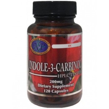 Indole-3-Carbinol 200 mg 120 capsules I Supplement Spot