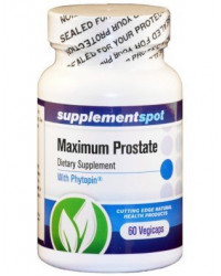 Maximum Prostate 60 capsules I Supplement Spot