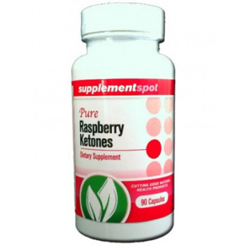 Raspberry Ketones 100 mg 90 vegicaps I Supplement Spot