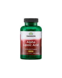 Alpha Lipoic Acid 300 мг 120 капсули | Swanson