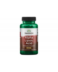 Alpha Lipoic Acid 100 мг 120 капсули | Swanson