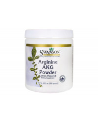 Arginine AKG Powder with Lemon flavor 350 гр Прах | Swanson