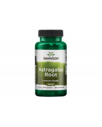 Astragalus Root 470 мг 100 капсули | Swanson