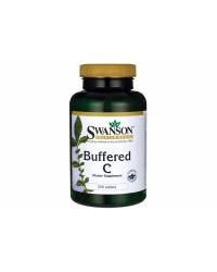 Buffered C Vitamin Supplement 500 мг 250 Таблетки | Swanson
